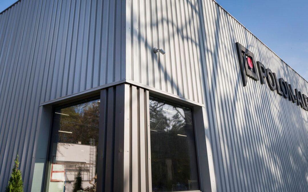Umowa na rozbudowę firmy POLON-ALFA